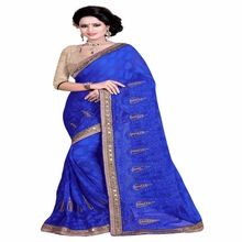 latest net saree