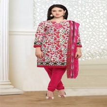Semi cotton salwar kameez