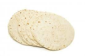 6 Flour Tortillas