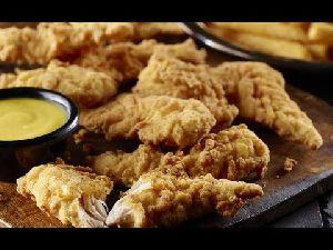 Breaded Chicken Tenders 02