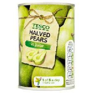 Canned Pear Halves 02