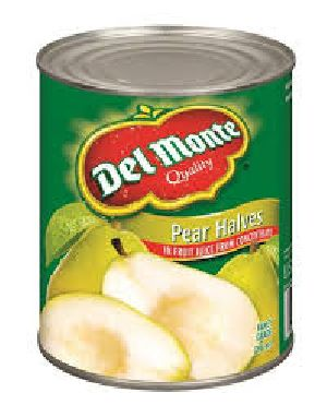 Canned Pear Halves 03
