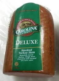 Carolina Smoked Turkey Ham
