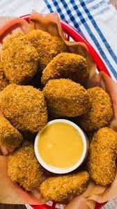 Fried Boneless Chicken Thigh Nuggets