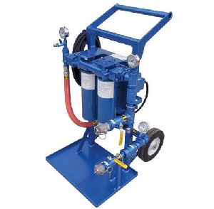 Oil Filtration Trolley