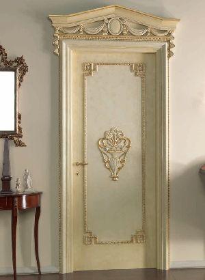 Wooden Main Door 01