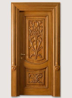 Wooden Main Door 02