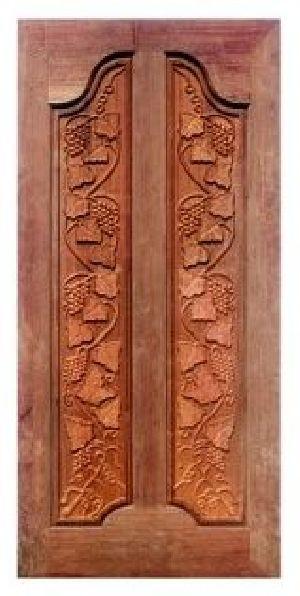 Wooden Main Door 03