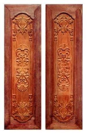 Wooden Main Door 04