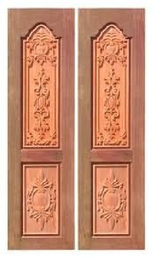 Wooden Main Door 19