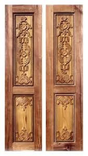 Wooden Main Door 21