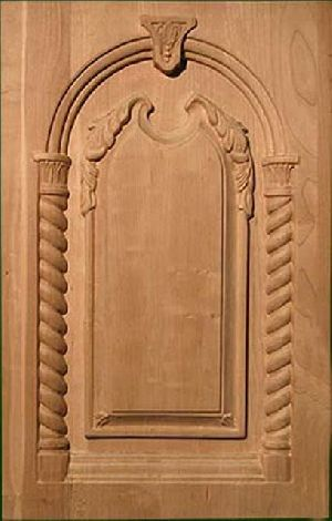Wooden Main Door 23