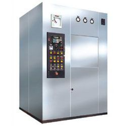 Rectangular Sliding Door Autoclave