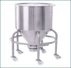 Stainless Steel IPC Bin