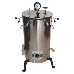 Vertical Cylindrical Autoclave