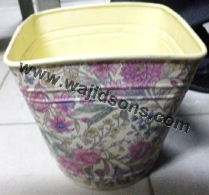 colorful garden flower pots/planter