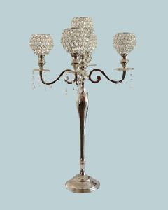 wedding crystal candelabras