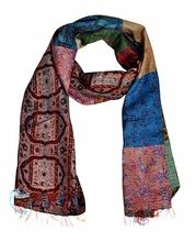 Women's Floral Print Traditional Fashion Scarf