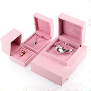Plastic Jewelry Box