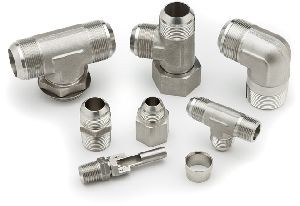 Stainless Steel JIC Fittings