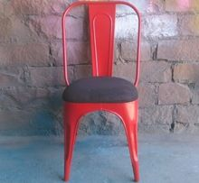 Cafe Metal Dining Chair