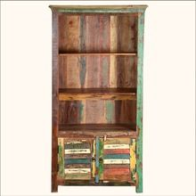 Recycle Wood Bookcase