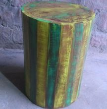 Recycle Wood Stools