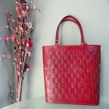 Leather Hand Made Tote Bags For Womens