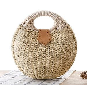 Hand Made Straw Bags