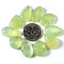 Prehnite Assorted cabochon