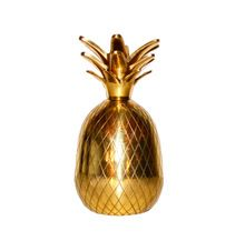 Brass Pineapple Lamp For Table Decoration
