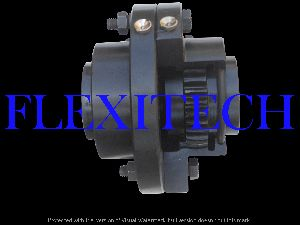 flexible drive shaft coupling