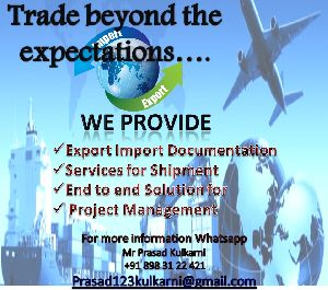 Import Export Services