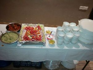Pure Vegetarian Catering Services 06