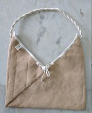 Jute Bag with two part