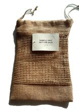 Natural Food Grade Jute Pouch