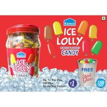 Ice Lolly Mix Fruit Candy