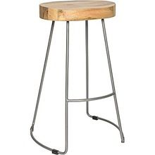 Wooden Stool For Home bar