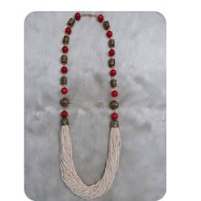 Fashionable pearls beaded mala