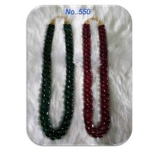 Semi Precious Beads Necklace
