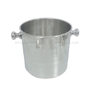Deluxe Aluminium Ice Buckets wine cooler