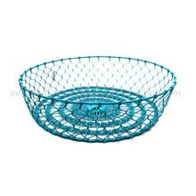 Round Iron Mesh Baskets