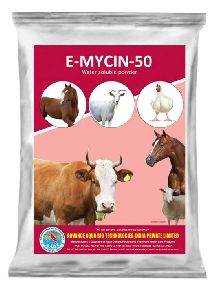E-MYCIN-50, Water Soluble Powder