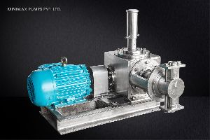 Plunger Type Pumps - GMP