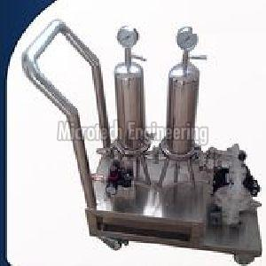 Aromatic Oil  Filtration System