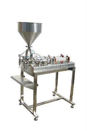 Automatic Cone Filling Machine