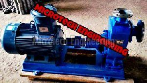 Back Pull Out End Suction Centrifugal Pump