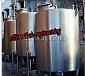 Batch Mixing Tank