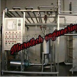 Chaach Pasteurizer Machine