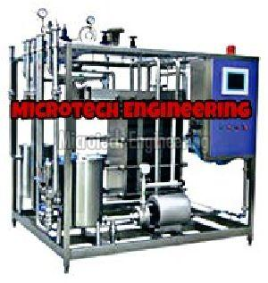 Chaach Pasteurizer System